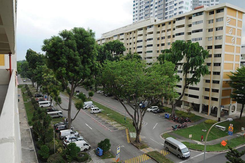 HDB will be demolishing Blocks 246 to 249 and a surface carpark in Ang Mo Kio.