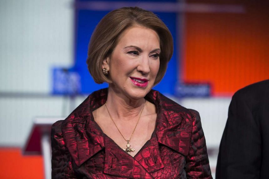 Former Hewlett-Packard CEO Carly Fiorina has been picked to be US Republican presidential candidate Ted Cruz's running mate.