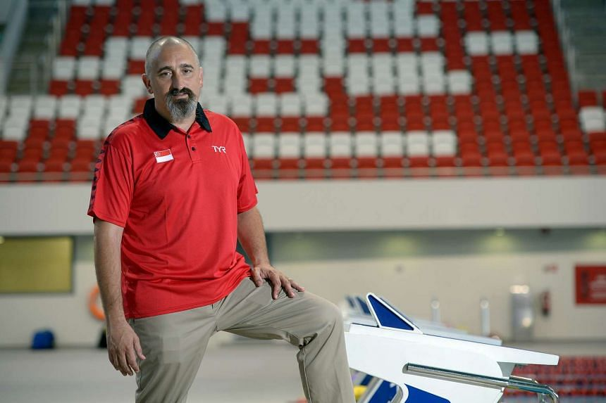 Sergio Lopez, head coach of the Singapore swim team, has announced on April 29, 2016 that he will step down after the Rio Olympic Games.