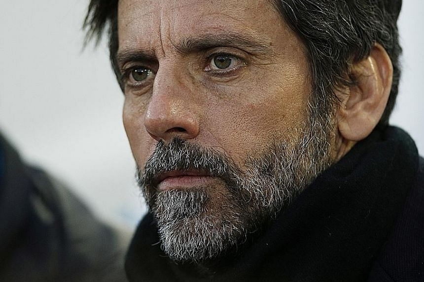 Quique Sanchez Flores has a break clause in his contract that Watford owner Gino Pozzo will reportedly utilise.