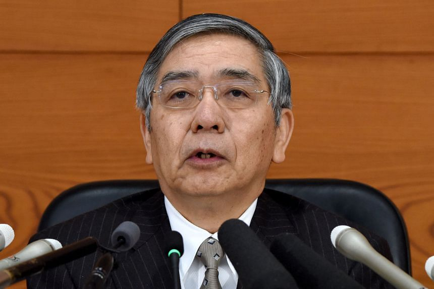 Mr Kuroda, Bank of Japan governor, said the central bank wants more time to assess the impact of negative interest rates.