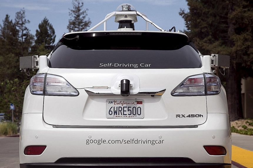 Google has been testing its driverless cars on public streets in more US cities this year.