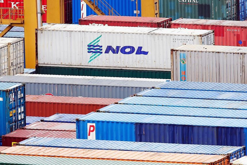 NOL is being bought for $1.30 a share, subject to anti-trust clearances from the European Union, China and the United States.