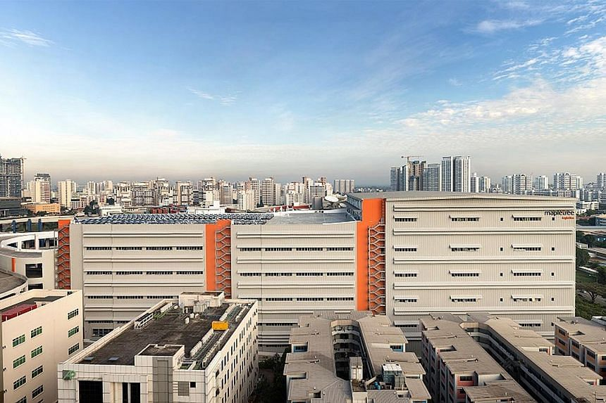 MLT has completed redevelopment works at Toh Guan Road East.