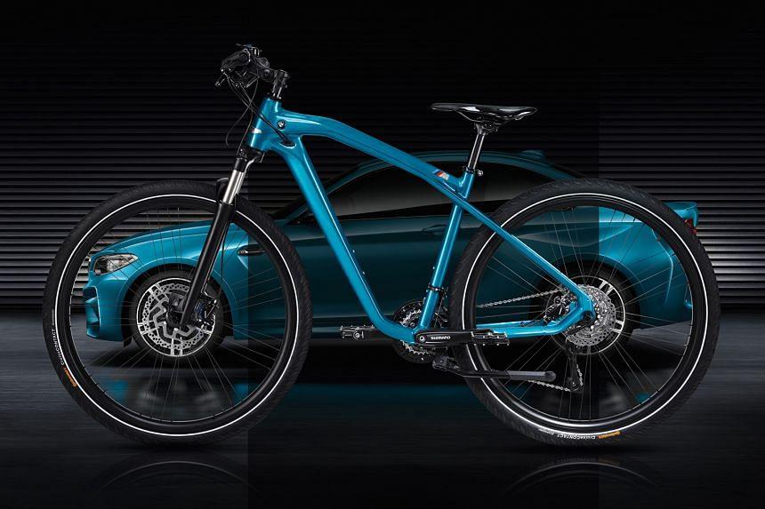 Cruise M Bike.