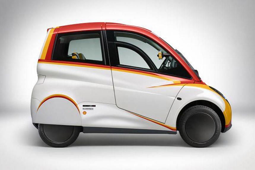 Economical micro car.