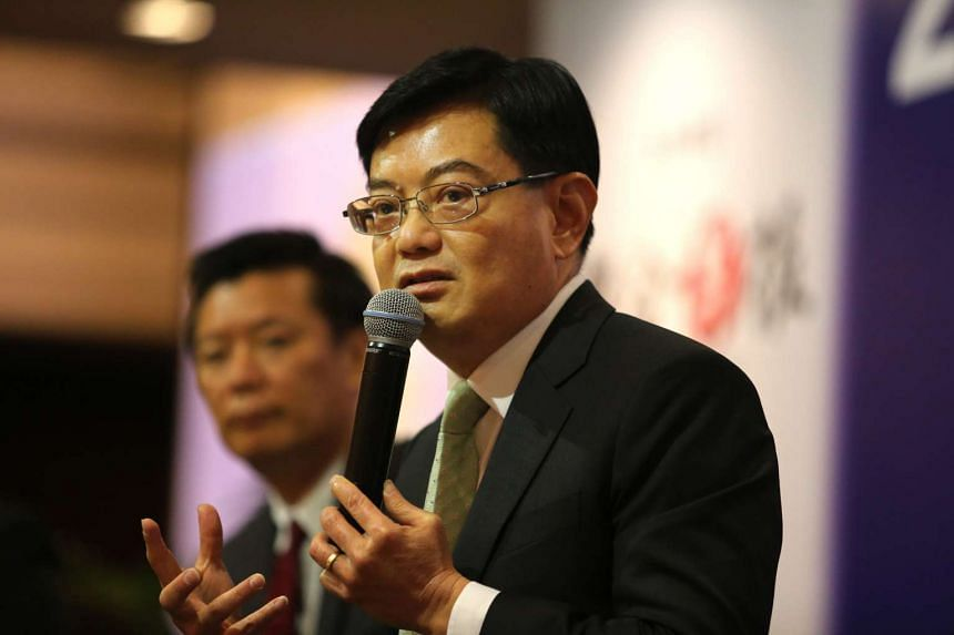Finance Minister Heng Swee Keat has hit out at a SDP statement that said the character of an election candidate should not be examined.