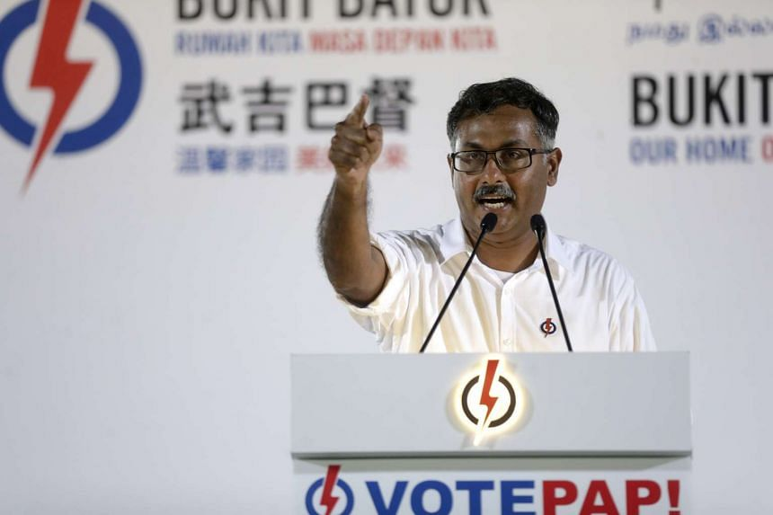 PAP candidate Murali Pillai has announced that he will start a healthcare cooperative in Bukit Batok.