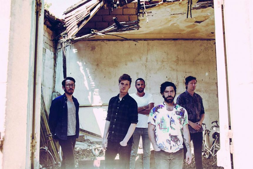 British post-punk quintet Foals will be headlining this year's Neon Lights festival on the first night.
