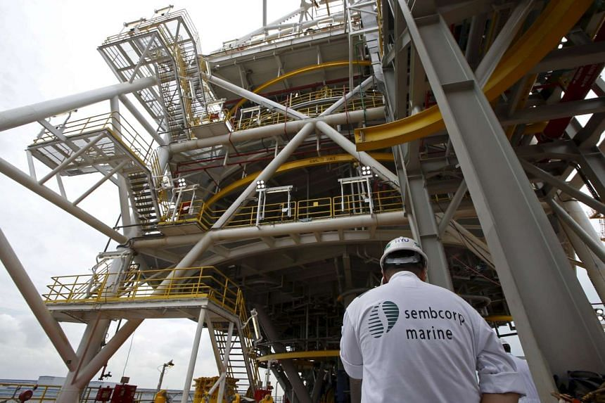 Sembcorp is expected to announce its financial results for the first quarter.