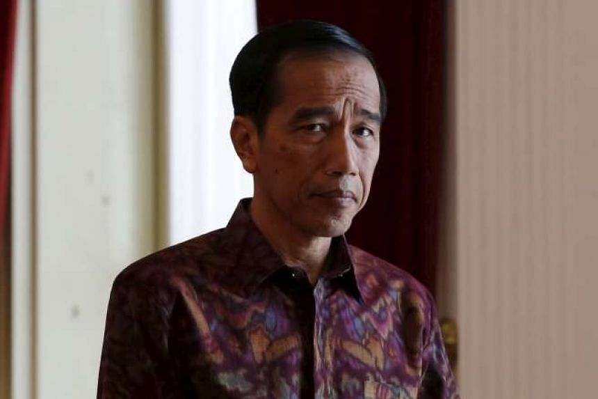 "Indonesian President Joko Widodo has called for the perpetrators to be punished ""as severely as possible""."