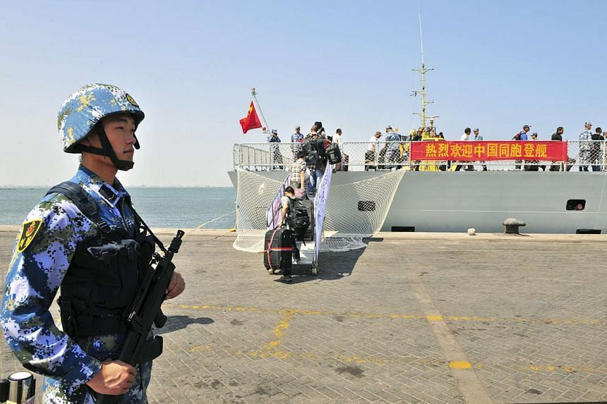 China's military will carry out more military exercises in the South China Sea this month.