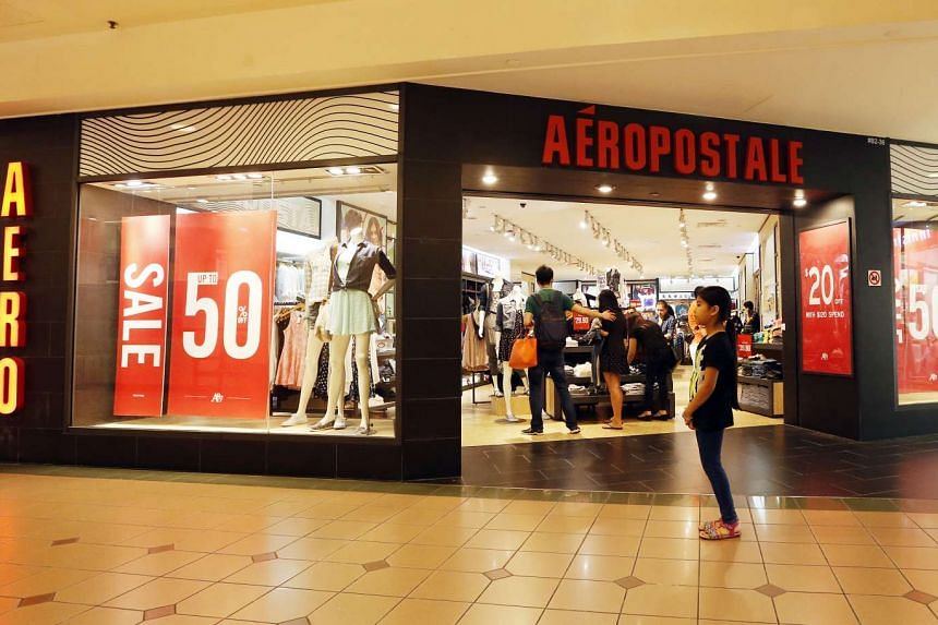 Aeropostale is expected to file for bankruptcy in the United States this week.