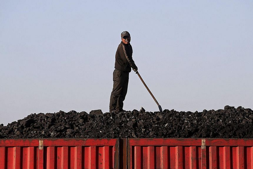 Coal being loaded onto a truck in Heilongjiang province. The lack of regional data for products such as coal, steel and electricity is making it increasingly difficult for economists to gauge the strength of local demand.