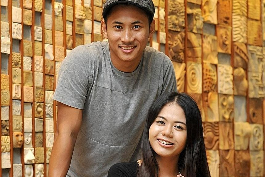 Winners of Anugerah Skrin, Yaya Hamid and Syaiful 'Ariffin (both above) have upcoming television roles lined up for them.