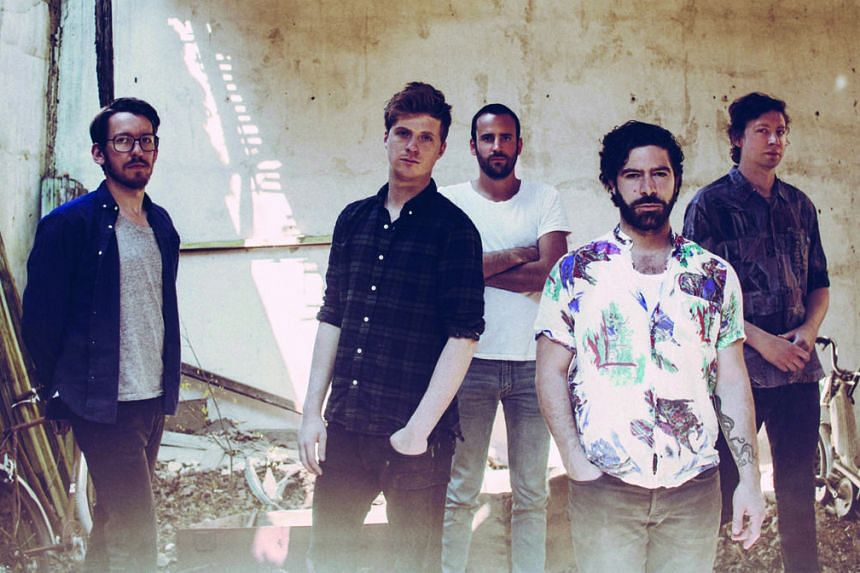 Foals (above) and Sigur Ros will headline this year's Neon Lights.