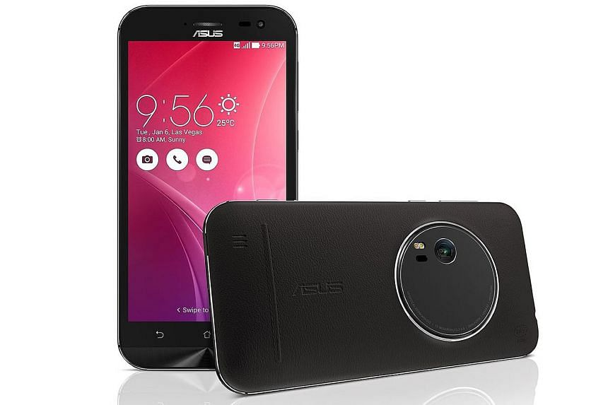 In most other areas tested, the The Asus Zenfone Zoom was passable but not exceptional.
