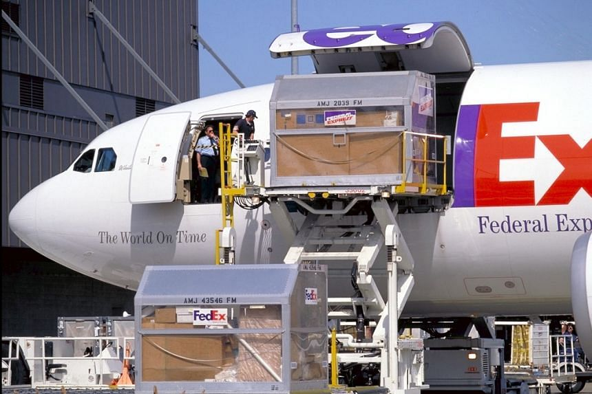 Global manufacturing and trade have shown further signs of stagnation, with international air freight volume dropping last month.