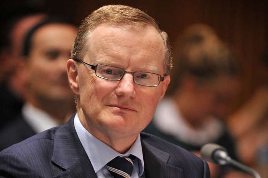 Philip Lowe (above) will be replacing Glenn Stevens as governor of the Reserve Bank of Australia on Sept 18.