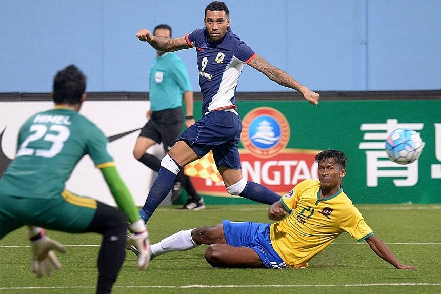Tampines Rovers' Jermaine Pennant will be among the stars strutting their stuff when the Stags face Selangor in their must-win AFC Cup game at the National Stadium.