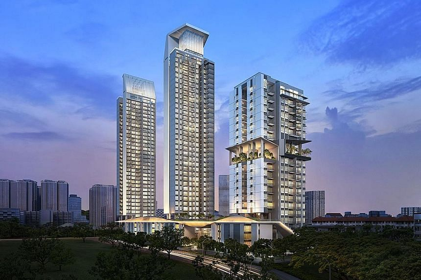 Highline Residences has sold about 20 units in its relaunch this past weekend at slightly lower prices than during its 2014 launch.