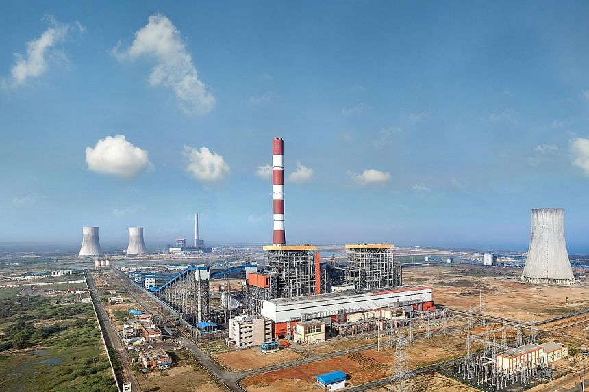 Sembcorp is betting on its overseas utility projects, including the Sembcorp Gayatri Power plant in Andhra Pradesh, to generate revenue.