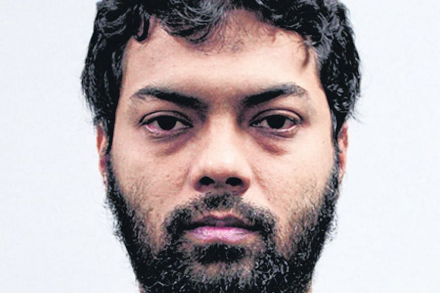 Terror cell leader Rahman Mizanur was a draftsman in a local construction company, on an S Pass.