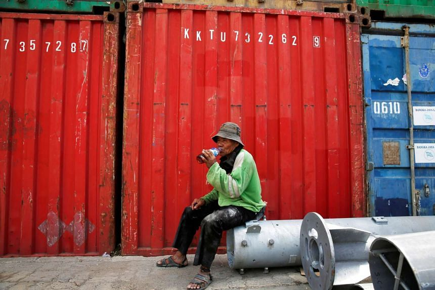 Indonesia's economy grew 4.92 per cent in the first quarter compared with the same period last year, down from 5.04 per cent in the fourth quarter. Despite the disappointing data, some observers are optimistic that growth will  pick up later in the