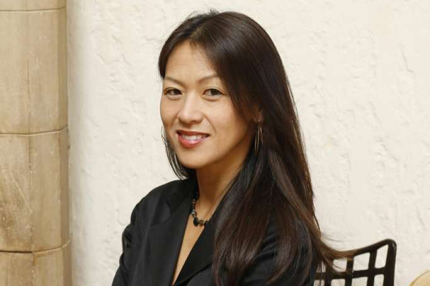 """Amy Chua, also known as """"Tiger Mother""""."""