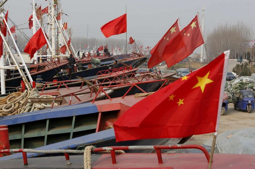 """A concert featuring patriotic """"red songs"""" has stirred up controversy online in China."""