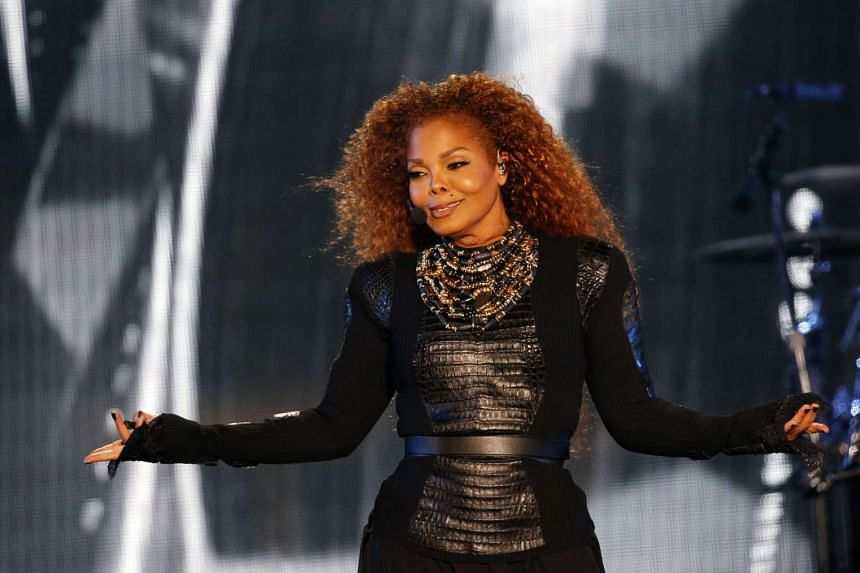 Janet Jackson gave fans a first look at her new video Dammn Baby.