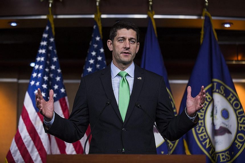 Mr Ryan's announcement represented a split among Republicans not seen in at least a half-century, and it came only two days after Mr Trump said he would unify the party.