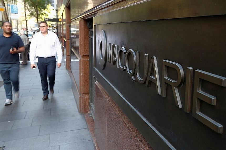 The Sydney-based Macquarie Group, the world's largest infrastructure fund manager, is gaining from investor thirst for assets with stable yields.