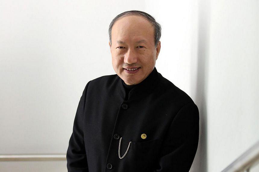 HNA Group chairman Chen Feng.