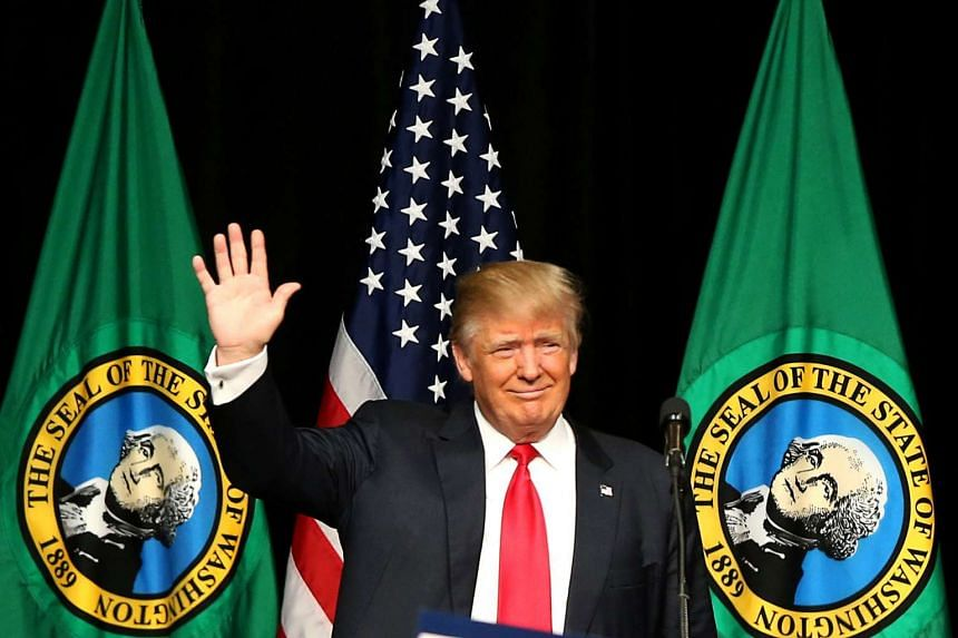Republican presidential candidate Donald Trump has expressed his support for increasing taxes for the wealthy.