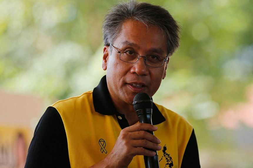 Mr Manuel 'Mar' Roxas, 58,  is the standard-bearer of Mr Benigno Aquino's Liberal Party. The former Interior Minister comes from a long line of politicians.
