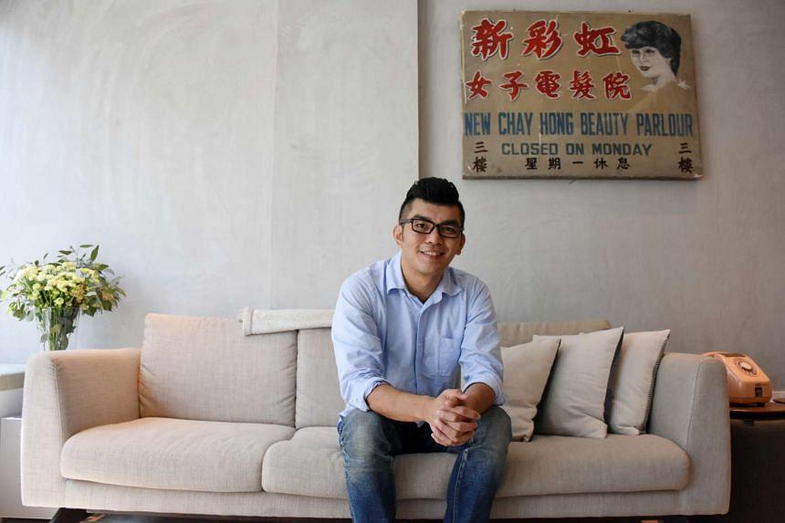 Film-maker and director Royston Tan, 39, single
