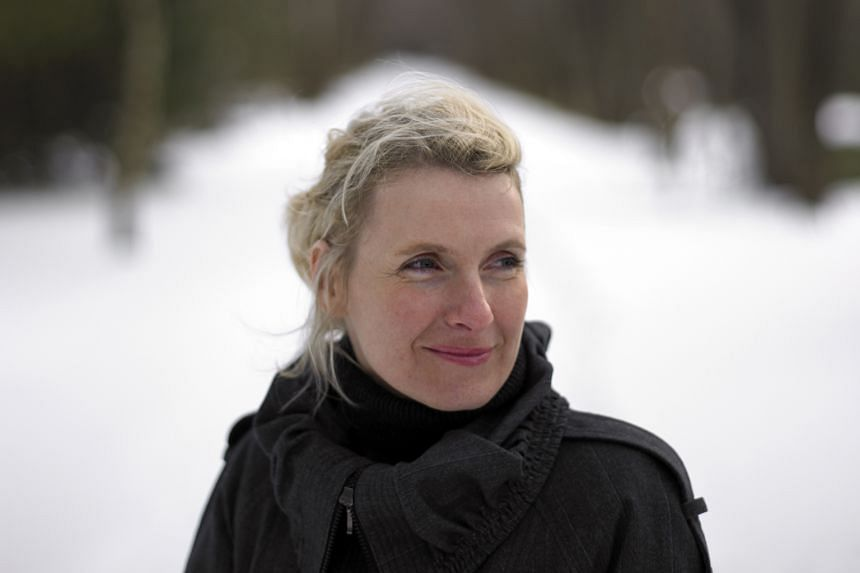 Elizabeth Gilbert (above, in a photo taken in 2009 in Frenchtown, New Jersey) wants to see more of the world.