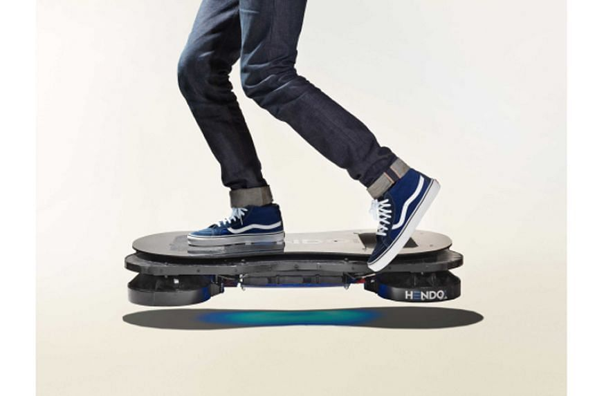 Hoverboards have been gaining in popularity worldwide in recent months.