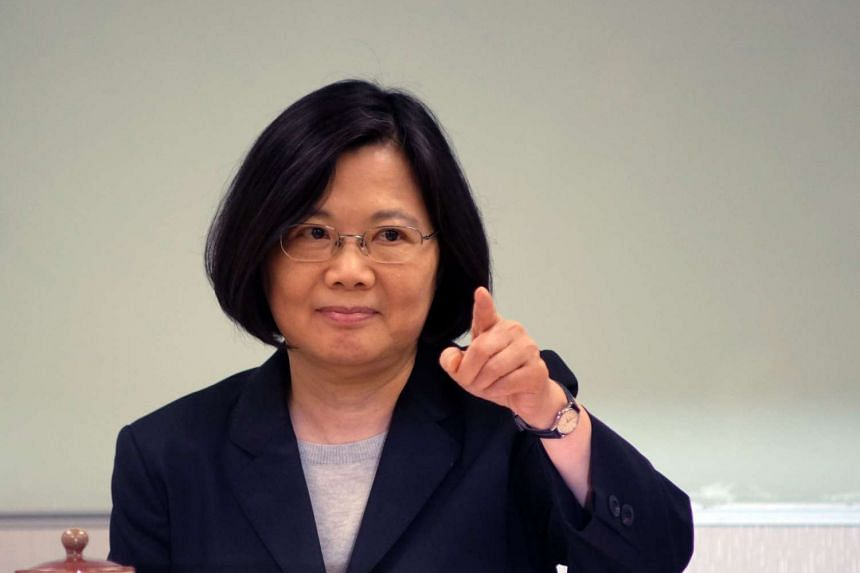 Taiwan's President-elect Tsai Ing-wen has not publicly accepted the 1992 consensus, a tacit agreement between the two sides in 1992 that there is one China.