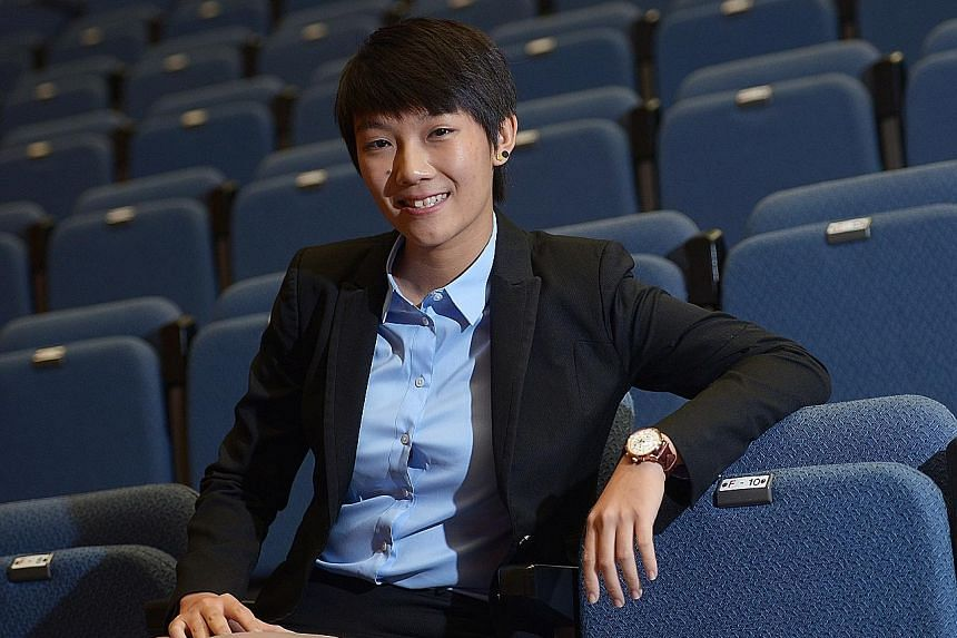 Keen to explore her choices, Ms Tan plans to take a working holiday to New Zealand in November. For now, she is gaining valuable experience as a guest services executive at a boutique hotel here.