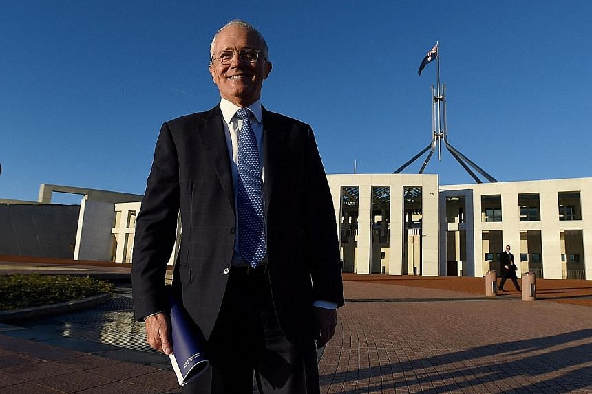 Australian Prime Minister Malcolm Turnbull will start the campaign as favourite because of his high approval ratings and strong lead as preferred prime minister over rival Bill Shorten.