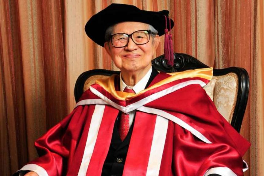 Lee Foundation chairman Lee Seng Gee died of old age on May 10, 2016, following illness.