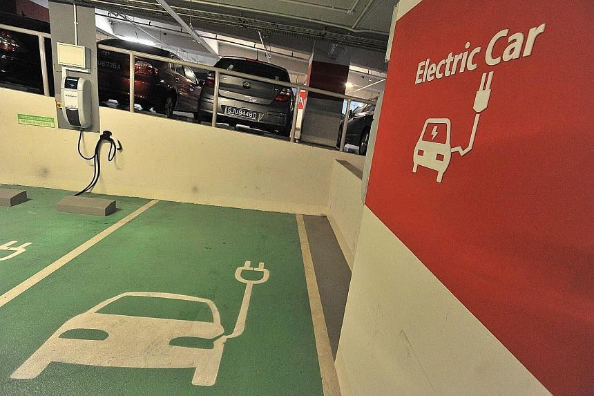 Currently, there are over 100 charging points for electric cars in commercial and residential buildings as well as in public spaces, but only half are switched on. Up to 20 per cent of the planned 2,000 charging points may be accessible to non-partic