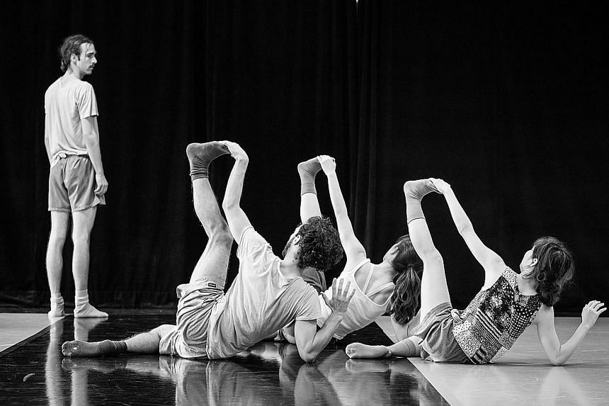 In Innocent Until Proven Guilty (2), choreographer Lee Mun Wai explores the notion of subversion.