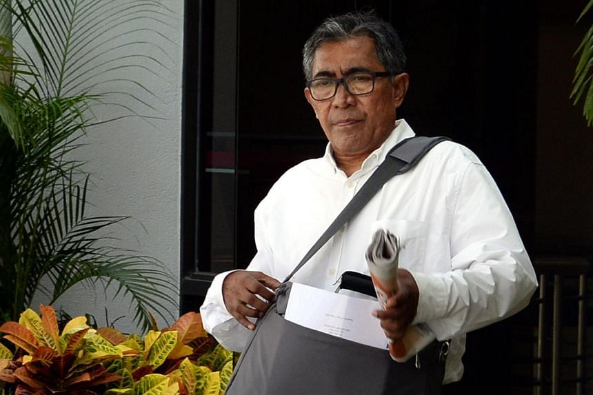 Former manager of Malay-Muslim non-governmental organisation Majlis Pusat Mr Gazaly Malek jailed 20 weeks for cheating.