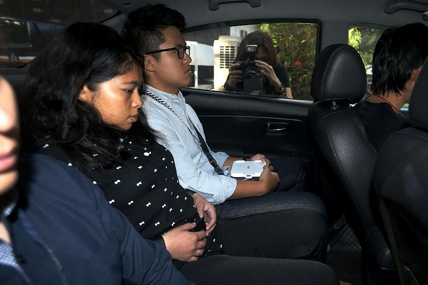 Indonesian maid Maryani Usman Utar was charged with culpable homicide not amounting to murder on May 10.