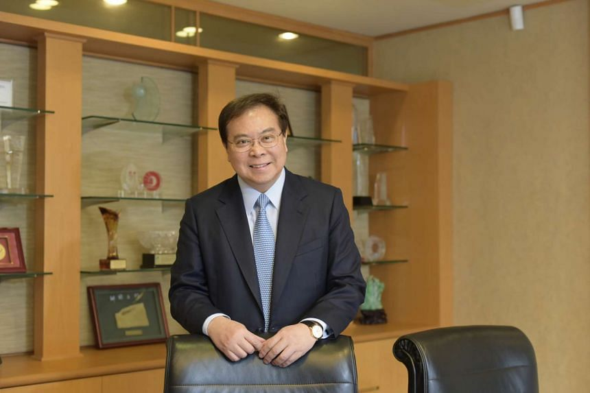 OCBC Bank and its chief executive Samuel Tsien snagged accolades at the Asian Banker Leadership Achievement Awards on Tuesday (May 10).