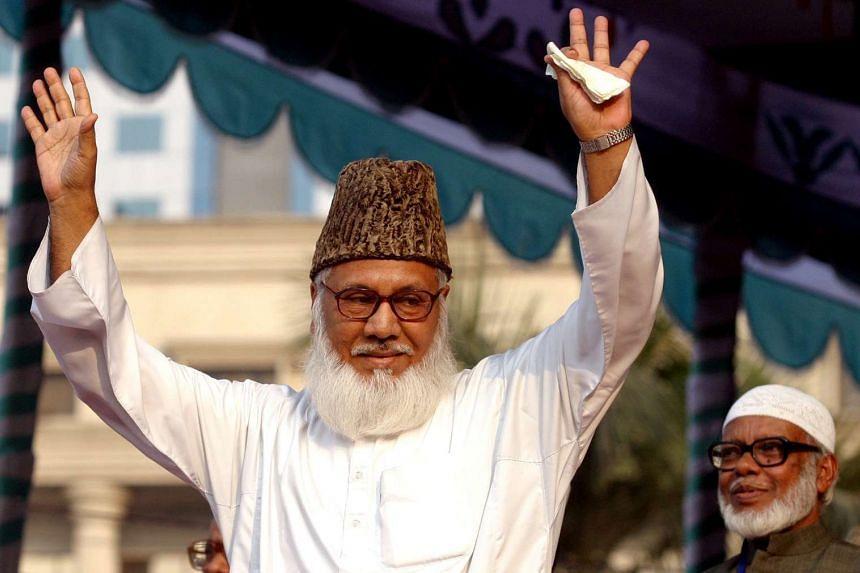 Motiur Rahman Nizami, leader of the Jamaat-e-Islami party, was hanged at a Dhaka jail on May 10, 2016.