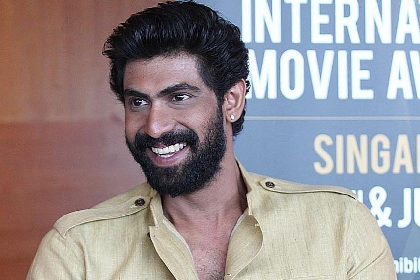 Indian actor Rana Daggubati plays the vengeful king in Baahubali: The Beginning and the followup Baahubali: The Conclusion.